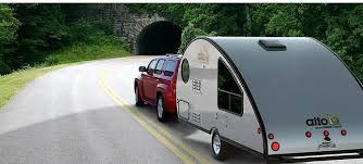 Teardrop Camper With Bathroom Lessons From The Trailer Park Alto Teardrop Popup Packs A Lot