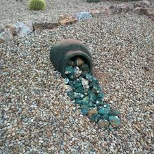 Colored Rocks For Garden Desert Rock Garden Search Garden Landscaping