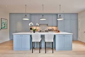 matte navy blue kitchen cabinets 31 awesome blue kitchen cabinet ideas home remodeling