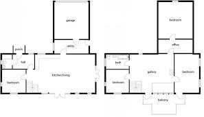 self build floor plans house plans for an oak frame self build 220m2 self build 98 000 ls