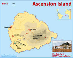 Easter Island Map Ascension Island Map Jpg