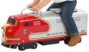 Backyard Trains You Can Ride For Sale Big Ticket Train Gifts For Kids