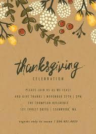 thanksgiving invitations stephenanuno