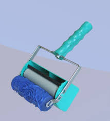 Textured Roller Paint - double paint roller textured paint rollers