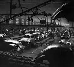 volkswagen germany factory building vw beetles the u0027people u0027s car u0027 of germany