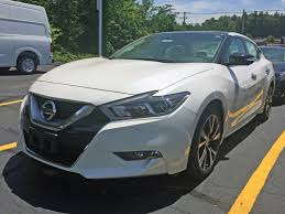 nissan maxima midnight edition for sale new nissan maxima for sale near marlborough and framingham ma