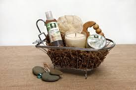 organic spa gift baskets organic spa gift basket oasis ecochicgiftbaskets