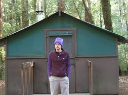tent cabin in front of a tent cabin picture of big basin tent cabins boulder