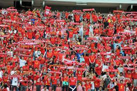 Flagging Liverpool Liverpool