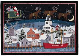 Claire Murray Washable Rugs by Nantucket Sleighride Ii 3x5 Hand Hooked Rug Claire Murray