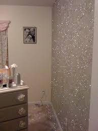 glitter wallpaper bathroom 23 glorious sparkle wall ideas wall ideas walls and bedrooms