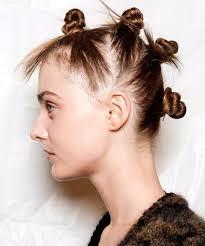 buns hair mane addicts twisted mini bun bantu knots black hair