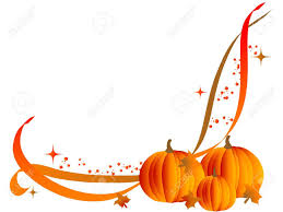 pumpkins border clipart border halloween border template