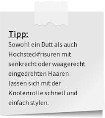 Hochsteckfrisurenen Hilfsmittel by Mit Der Knotenrolle In Wenigen Schritten Zur Hochsteckfrisur
