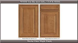 Glazed Kitchen Cabinet Doors 760 Maple Cabinet Door Styles And Finishes Maryland Kitchen