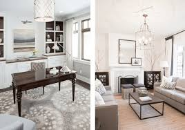 transitional style interior design the neutral colors and clean