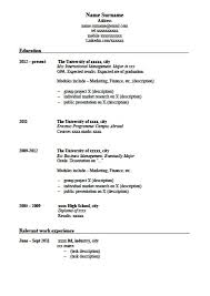 splendid design how to a resume 9 how prepare for an internship
