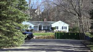 where is chappaqua clintons chappaqua road designated for local traffic only