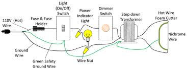 a double pole switch to gfci wiring diagram 4 pole switch diagram