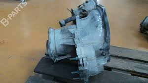 manual gearbox ford fiesta iii gfj 1 8 d 31874