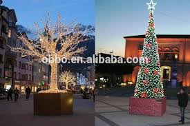 long branch tree lighting import from china square long life led wireless christmas tree
