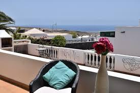 spectacular villa with sea views in tias lanzarote idolo real