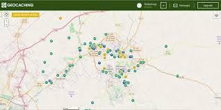 Geocaching Map 10 Fun Things To Do Today In Aiken South Carolina