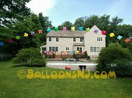 backyard cluster arch u2013 balloonsnj com
