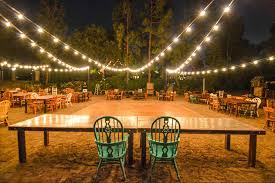 Lights For Outdoors Event And Wedding Lighting In San Diego