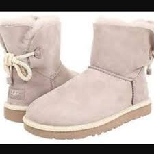 womens ugg selene mini boot 32 ugg shoes s ugg selene oyster taupe bootie