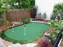 backyard putting green lighting backyard putting green airdreaminteriors com