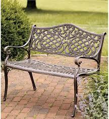 aluminum garden bench outdoor furniture wind u0026 weather
