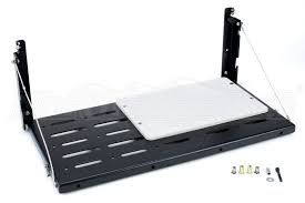 jeep jk teraflex tailgate table w cutting board jeep rubicon