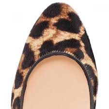 christian louboutin melisa leopard 70mm printed pony womens wedges