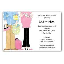 baby shower coed couples ba shower invitation wording theruntime baby shower coed