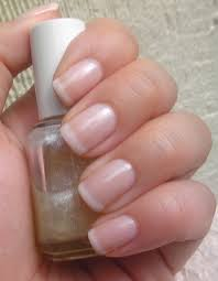 polish or perish my new fav french tip colour essie marshmallow