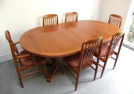 oval teak dining table oval teak dining table teak dining room furniture oval for table