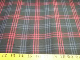 tartan fabrics at fleetwood