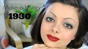 Lucille Ball No Makeup by Makeup History 1930 U0027s Youtube
