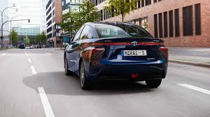 lexus cars for sale in uk toyota mirai 2015 hydrogen fuel cell vehicle review by car magazine