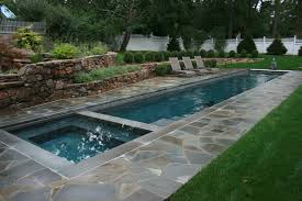 outdoor lap pool lap pool
