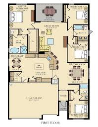 tivoli new home plan in gran paradiso manor homes by lennar