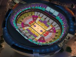 Staples Center Seating Map La Lakers Virtual Venue By Iomedia