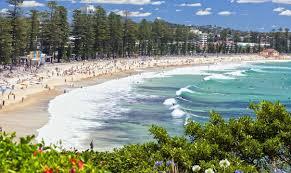 manly beach sydney australia youtube
