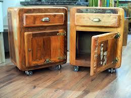 comodini in stile comodini stile vintage con ruote in offerta prezzo on line