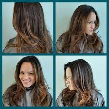 color makeover tintback reverse balayage cut and color by lew
