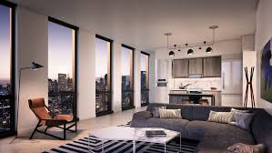 Manhattan Plaza Apartments Floor Plans by Luxury Apartment Rentals In Manhattan American Copper Buildings
