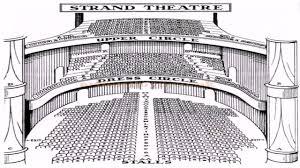 floor plan of lyric theatre youtube