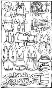 999 best paper dolls images on pinterest paper dolls coloring