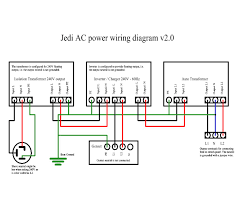 wiring diagram marine isolation transformer wiring diagram swer